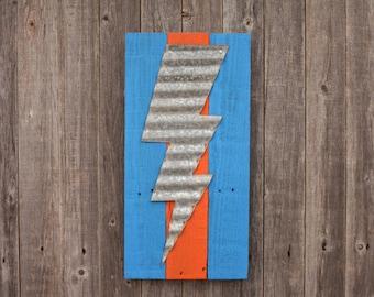 OKC Thunder Sign