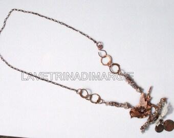 CHEEP CHEEP NECKLACE-Birdie necklace