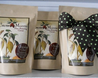 Cocoa Manna Chocolate Chai Paleo Brewing Chocolate
