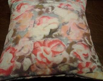 Multicolour Floral Pillowcase