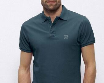 POLO 100% Organic cotton  short sleeve