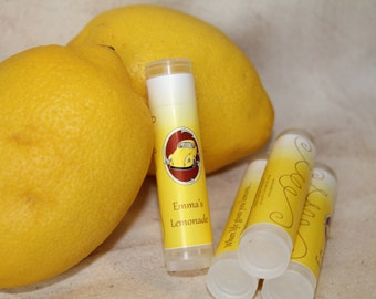 Emma's Lemonade Lip Balm - Once Upon a Time