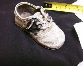 Oxford Baby Shoe, Vintage, Ornamental/Novelty