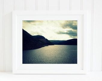 Digital Download Photo, Lake Photography, Travel Photo, Printable Art, Stock Photo