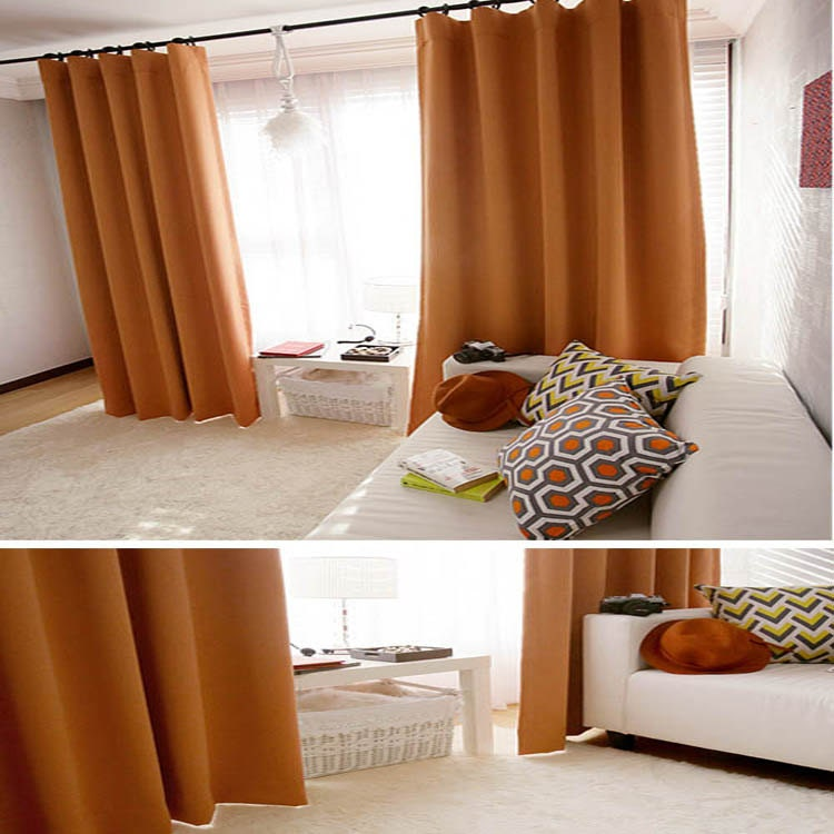 Dark Orange Curtains   www.imgkid.com - The Image Kid Has It!
