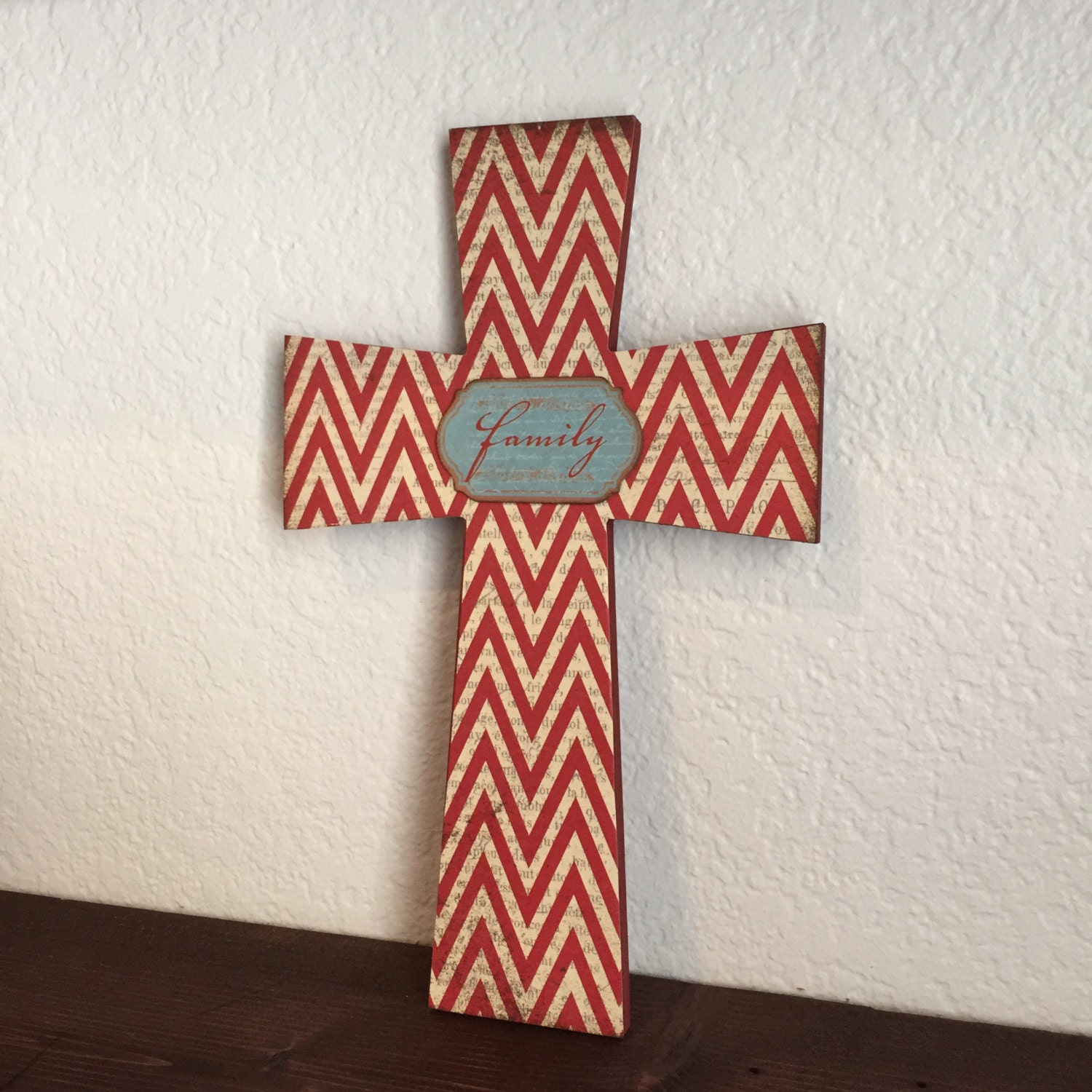 Decorative Cross Nursery Decor Easter Decoration Wall