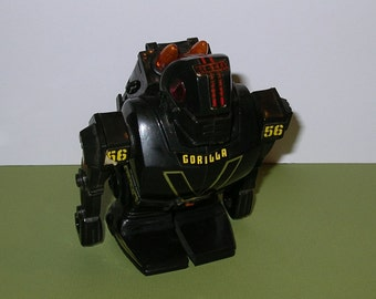Vintage 1980s Battery Operated Gorilla 56 Toy