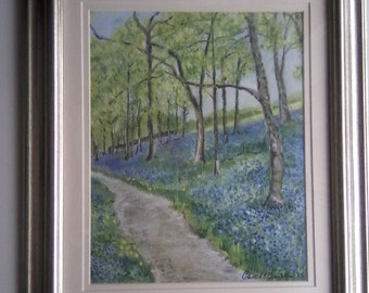 Original painting in Acrylics by Colin M Donnellan