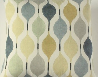 "Retro Natural Linen Beige Grey Ivory Decorative Home Decor Pillow Cushion Cover 16"""