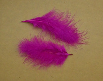 50pcs Feather,turkey Feather,roseFeather,rose Craft Feathers,Loose Feathers, Wholesale Feathers  about 6 inches