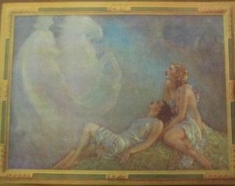 Day Dreams Fine Art Print, Arthur Spears, 1935