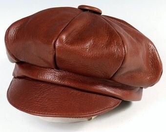 Apple Cap - medium brown