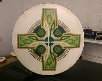 Hand crafted 12 inch Irish bodhran