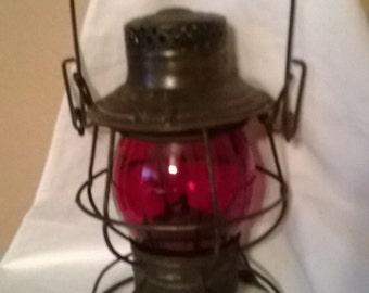 RR Lantern Red Glob
