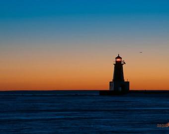 Menominee Sunrise - Fine Art Photography by Andy Garcia