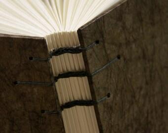 Handbound Brown Nepalese Handmade Paper Journal