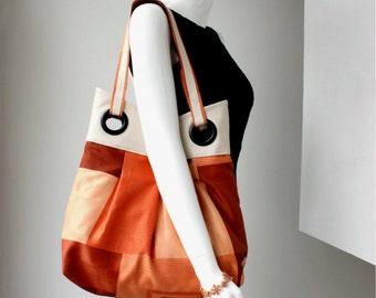 fresh and modern hand bag
