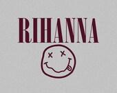 Rihanna / Nirvana Mashup