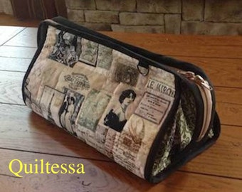PDF tutorial: Quilters sewing bag