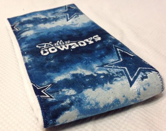 Burp Cloth - Dallas Cowboys