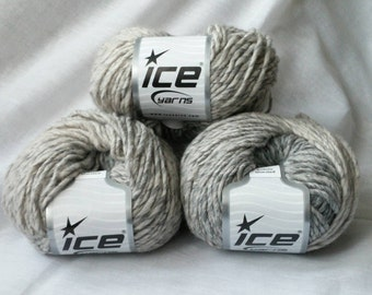 Ice Yarns Bolivia Worsted wool alpaca