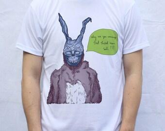Donnie Darko - Frank T Shirt Design