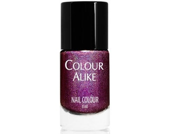 Holographic nail polish no 502