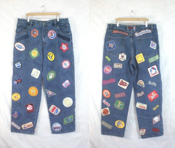Womens Jeans Long Inseam