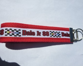 Nascar driver Dale Jr. #88 key fob