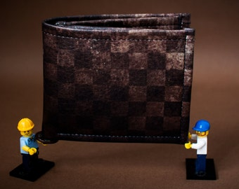 Chess - wallet leather