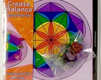 Create Balance Mini Grid Kit
