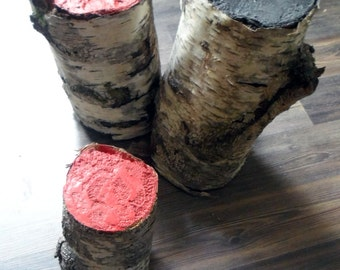 Colored logs