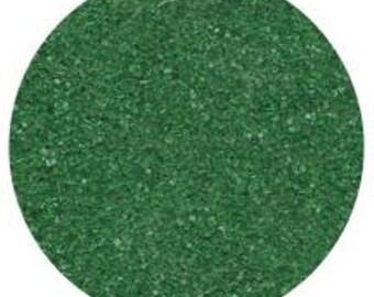 Green Sanding Sugar - 1 LB