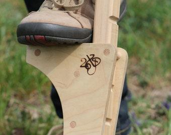 Wooden Stilts for children, Wooden Legs, Gift for Kids, Wooden Hooks, Eco friendly kids toy, Free shipping