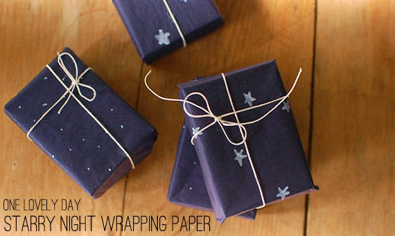 DIY-wrapping-onelovelyday
