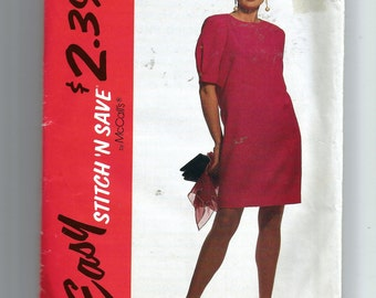 McCall's Misses' Dress Pattern 5732