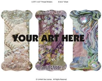 Cutsom Digital Download Lace Keepers