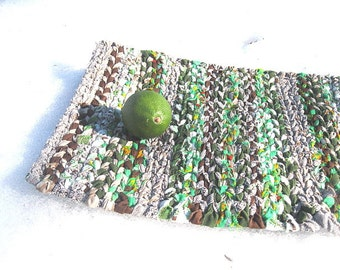 OLD FORGE  rag weaving TaBLE RuG  Placemat