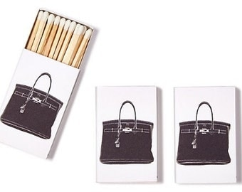 HERMES BAG MATCHBOXES