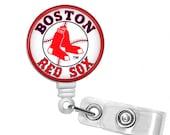 BOSTON RED SOX Retractable Badge Reel