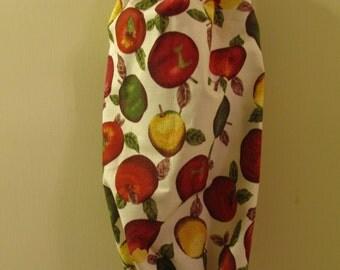 Apples Shopping Bag Plastic Bag Grocery Bag Holder