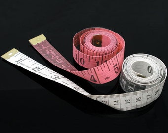 2pc measuring tape with boxes-2440C