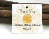 Bridal Shower Party Favor to tie onto favor bags, boxes, or silverware