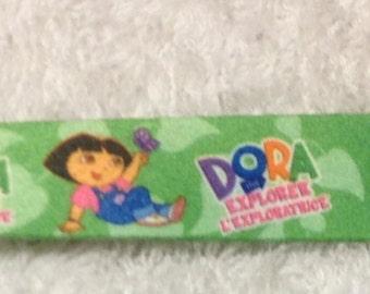 Mitten Clips Dora Custom Made