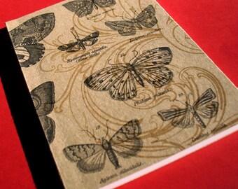 Papillon  - Softcover Notebook Journal