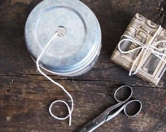 Vintage Ball Perfect Mason Jar String Dispenser