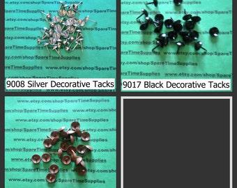 Prym Dritz - Interior Expression - Decorative Tacks - assorted colors -1 pk