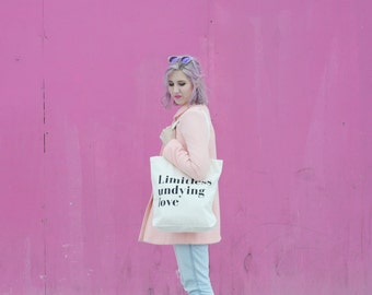 limitless love tote