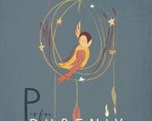 P is for Pheonix