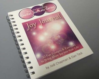 Joy Journal: 50 Fun Prompts & Exercises to Bring More Joy into Your Life  - Ecofriendly and Inspirational